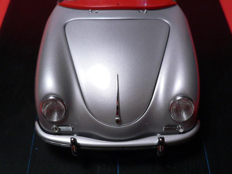 Bosica Porsche 356 Speedster 製作工程5